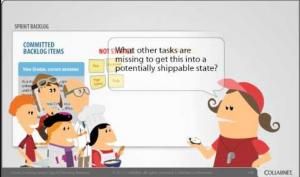 Collab Net Video Screenshot for Scrum Master